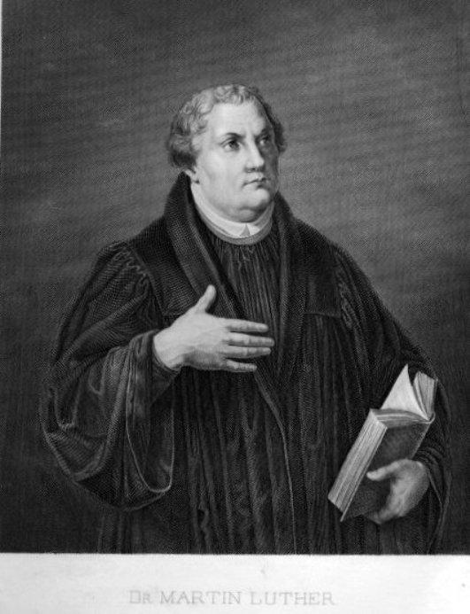 Citaten Maarten Luther : Werp uw brood uit op het water want gij zult vinden
